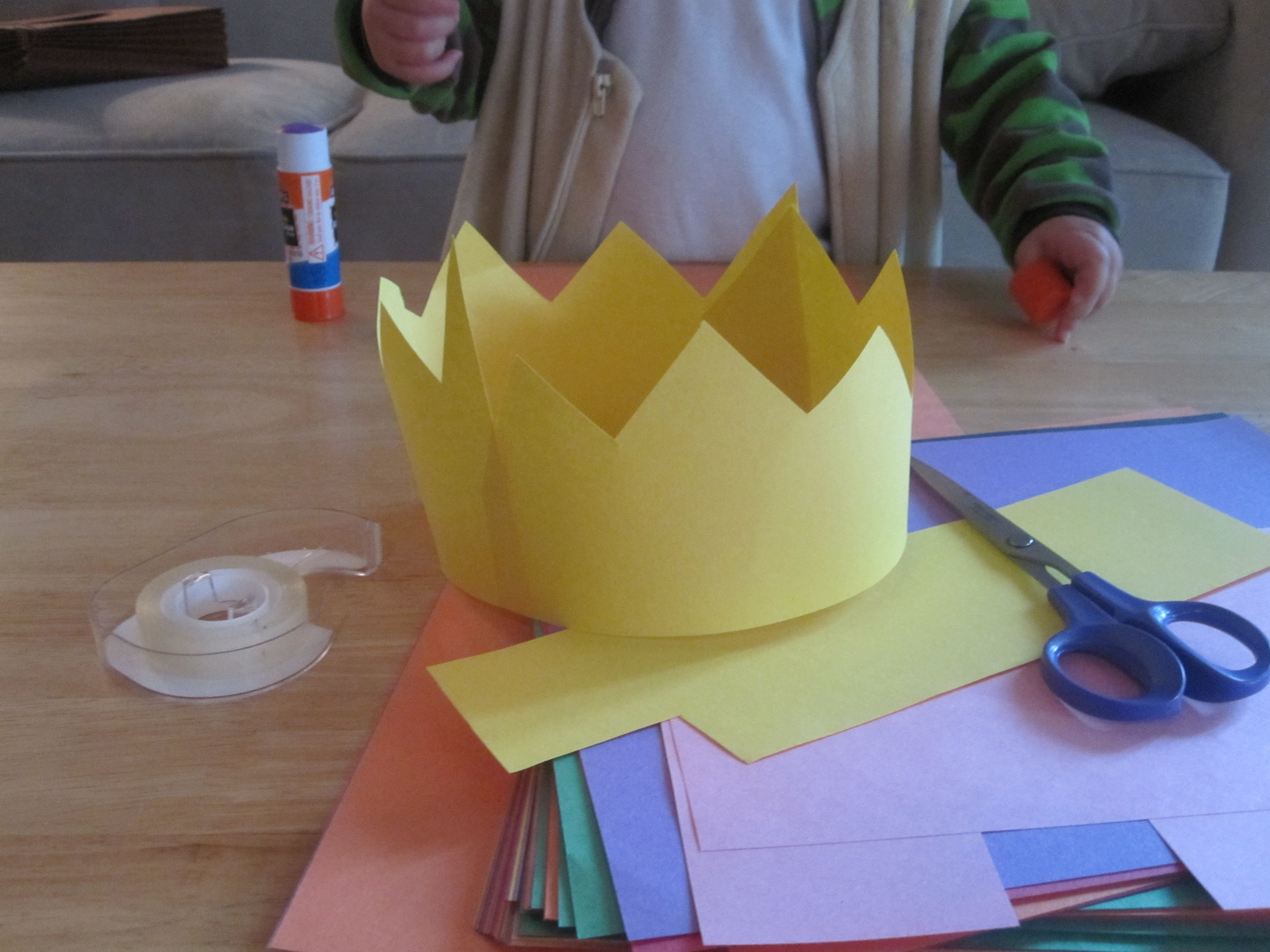 Two Minute Marker Monster And Paper Crown Queen The